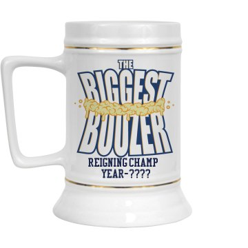 Biggest Boozer Champ