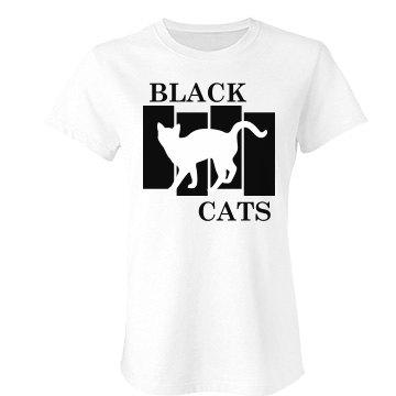 Black Cats Halloween Punk