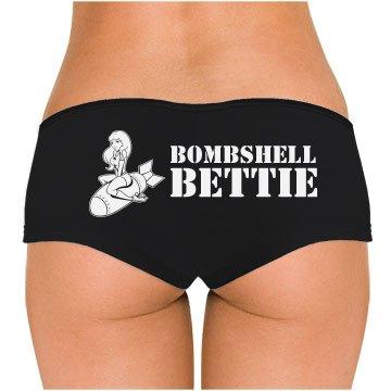 Bombshell Bettie Shorts