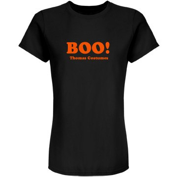 BOO! Costume Store Top