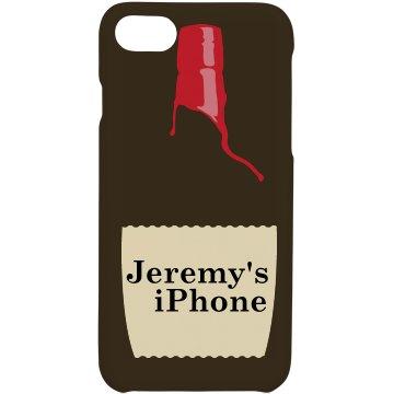 Bourbon iPhone Case