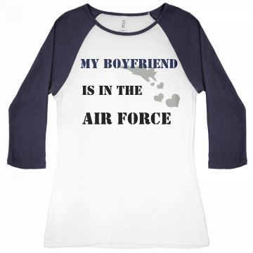 Boyfriend in Air Force