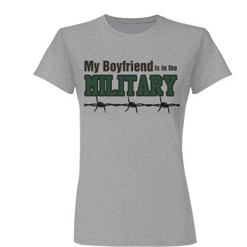 Boyfriend In The Military