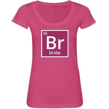 Br Bride not Bromine