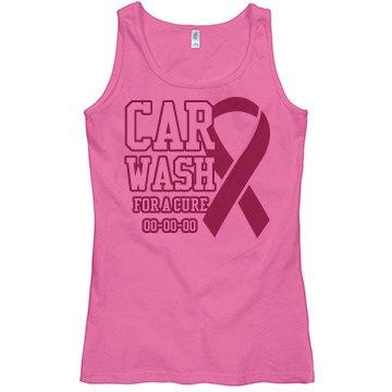 Breast Cancer Car Wash