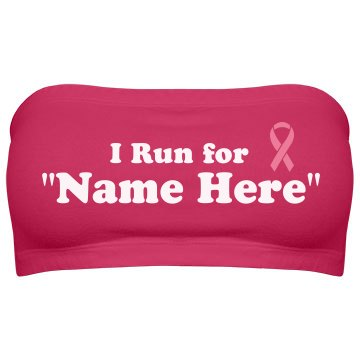 Breast Cancer Run Design