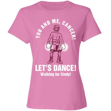 Breast Cancer Walk Tee