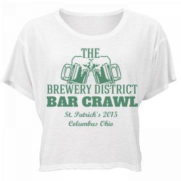 Brewery Bar Crawl