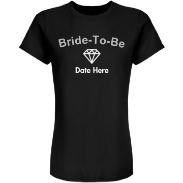 Bride to Be Rhinestone