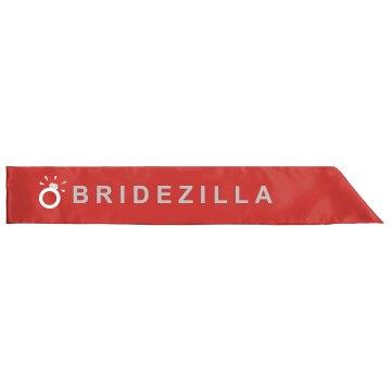 Bridezilla Rhinestone