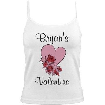 Bryan's Valentine