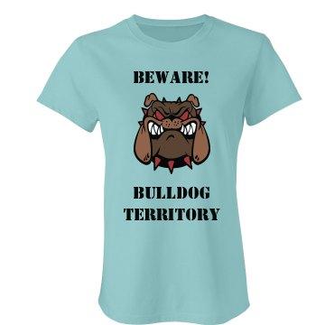 Bulldog Territory Tee