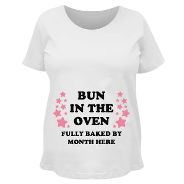 Bun In The Oven Maternity