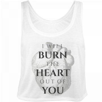 Burn The Heart Sherlock