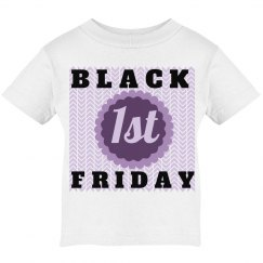 1st Black Friday tee