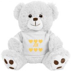 Jin the bear