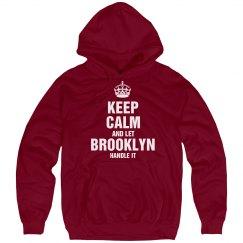 Let Brooklyn handle it