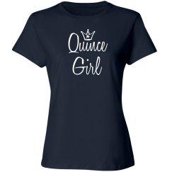 Stylish Quince Girl Celebration