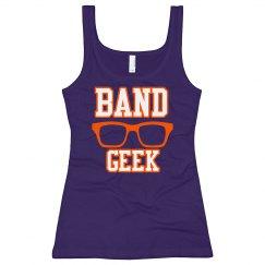 Band Geek Tank