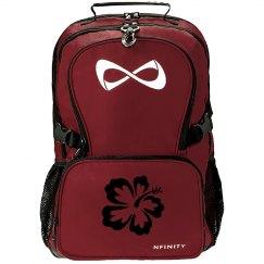 Poly Flower Nike Backpack