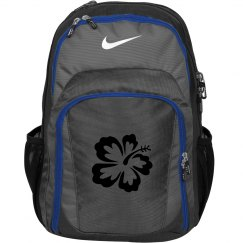 Poly Flower Nike Backpack