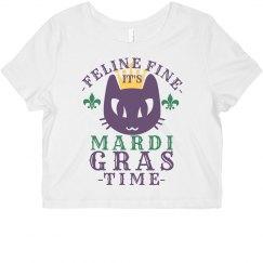 Feline Mardi Gras