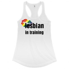 Lesbian in training