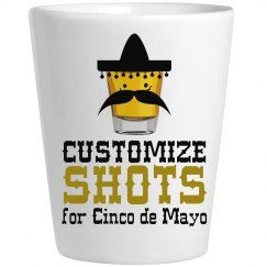 Cinco de Mayo Shots