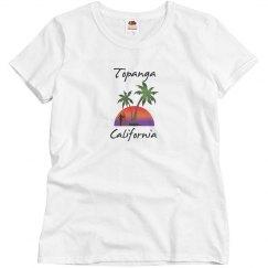 Topanga California