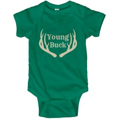 Young Buck Onesie