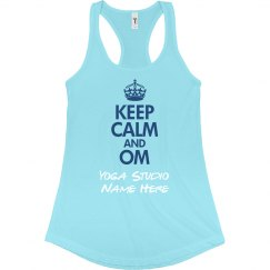 Keep Calm And Om