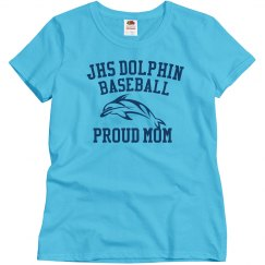 Proud Mom Dolphin