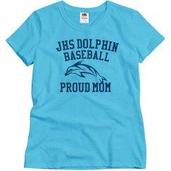 Proud Mom Dolphin