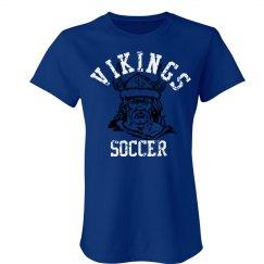 Vikings Soccer Distessed