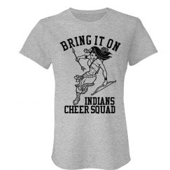 Bring It On Cheer Mascot