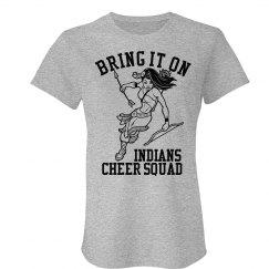 Bring It On Cheer Mascot