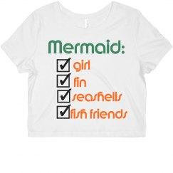 Mermaid Defined