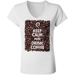 Keep Calm Drink Coffee