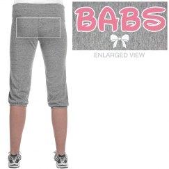 BABS Cheer Pants