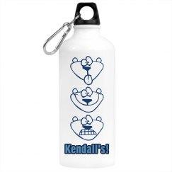 Ken's Desk Water Bottle