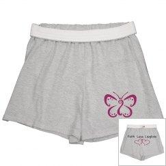 Faith Cheer Shorts