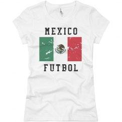 Mexico Futbol Shirt