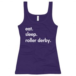 Eat Sleep Roller Derby