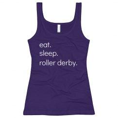 Eat Sleep Roller Derby