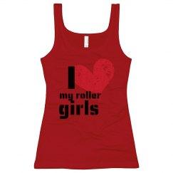 I Heart My Roller Girls