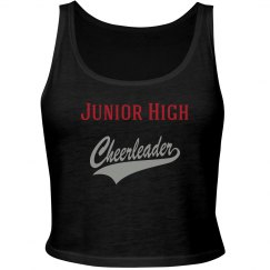 Jr High Cheer Tank