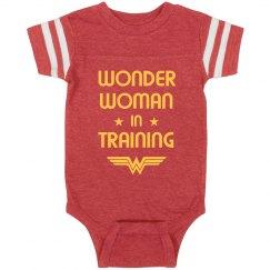 Wonder Woman In Training Spoof