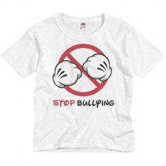 Stop Bullying No Sign