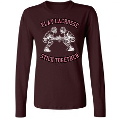 Play Lacrosse Stick Together