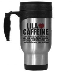 Lila Loves...A Lot